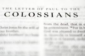 Colossians 3:18-4:1
