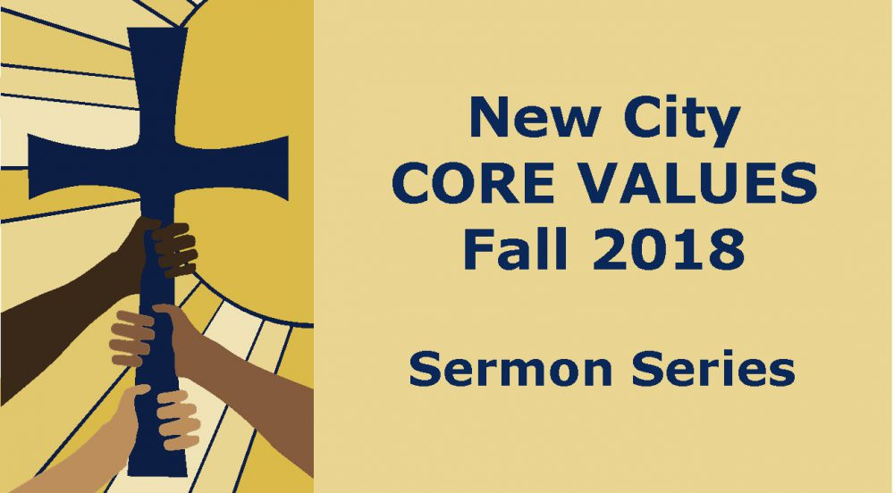 Core Values - Fall 2018
